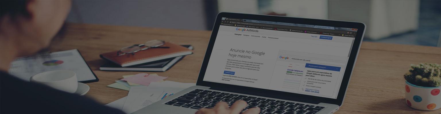 Anunciar no Google - Divulgue sua Empresa